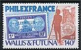 Wallis and Futuna 282 MNH (1982)