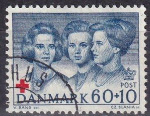 Denmark #B33  F-VF Used   (SU8215)