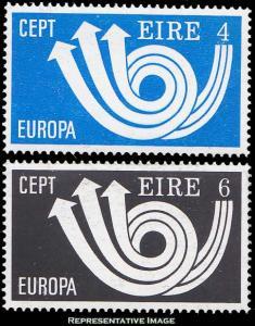 Ireland Scott 329-330 Mint never hinged.