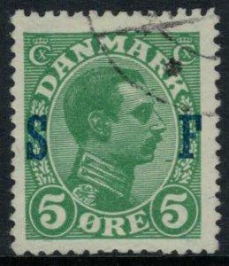 Denmark #M1  CV $52.50