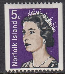 Norfolk Is. 118 MNH - Queen Elizabeth II