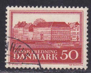 Denmark # 426 Used