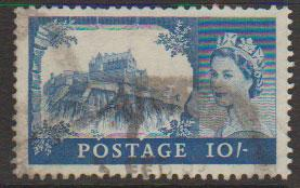 Great Britain SG 538 Used Waterlow parcel cancel