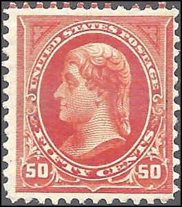 275 Mint,OG,NH... SCV $775.00