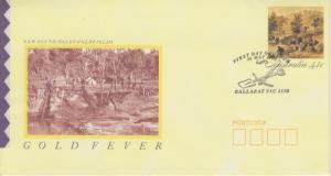 1990 Australia New South Wales Gold Fields Colonial SE FDC