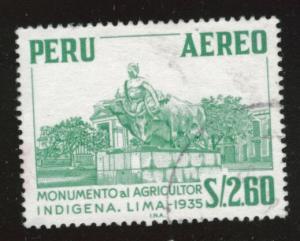 Peru  Scott C209 Used airmail