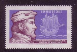 Chile Sc. # 405 MNH Ships
