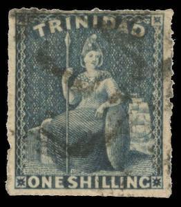 Trinidad Scott 37 Gibbons 58 Used Stamp