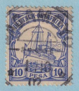 GERMAN EAST AFRICA 14  USED - NO FAULTS EXTRA FINE!