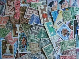Internationals WW collection breakdown, Turks & Caicos 65 different