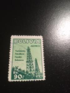 Bolivia sc C184 u