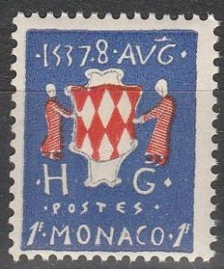 Monaco #315 MNH  (S6694)