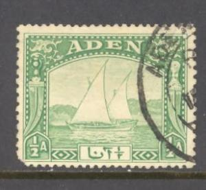 Aden  Sc # 1 used (RS)