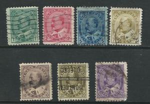 Canada 89-95 SG 173//87 Used F/VF 1903-08 SCV $252.80