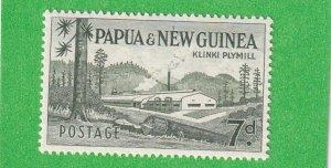 PAPAU & NEW GUINEA 142 MNH OG XF