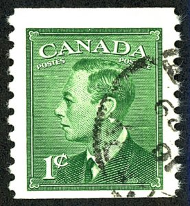 Canada #297 Used