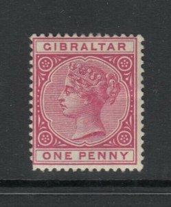 Gibraltar, Sc 10 (SG 9), MHR