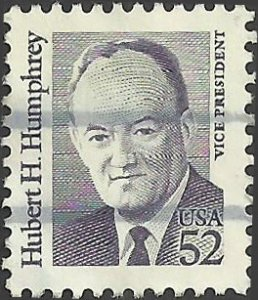 # 2189 USED HUBERT H. HUMPHREY