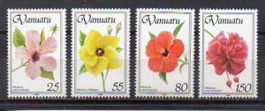 Vanuatu 582-585 MNH
