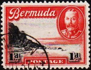 Bermuda. 1936  1d  S.G.99  Fine Used