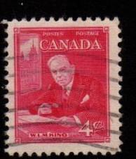 Canada - #304 William King - Used
