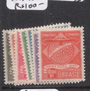 Brazil SC 1CL1-7 MNH (1dig)