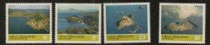 NEW ZEALAND SG1061/4 1974 OFF-SHORE ISLANDS MNH