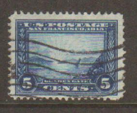 United States #399 Used