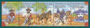 Australia 1980 Waltzing Matilda, MNH 741,SG742a