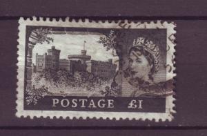 J8760 JLs stamps @20% 1955 great britain hv set used #312