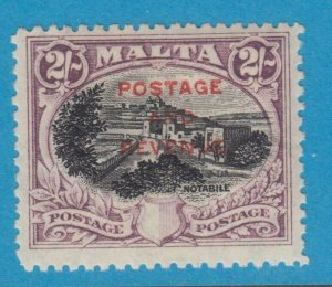 MALTA 162  MINT  HINGED OG * NO FAULTS EXTRA FINE !
