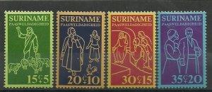Suriname - 1975 - NVPH 640-43 - MNH - ZO181