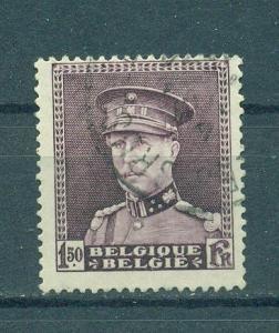 Belgium sc# 230 (2) used cat value $.50
