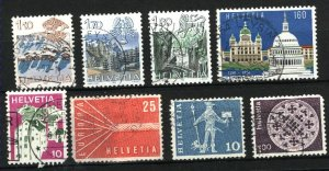 Switzerland  363,383,559,569,718,722,723,888  used  PD