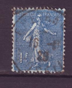 J9581 JL stamps 1903-38 france used #154 sower
