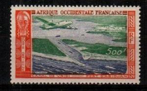 French West Africa Scott C16 Mint NH (Catalog Value $32.50)