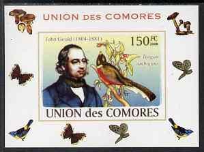 Comoro Islands 2008 Ornithologists & Birds #2 John Go...