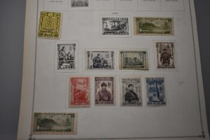HONG KONG  OLD  INTERESTING  COLLECTION ON ALBUM PAGES  Z523