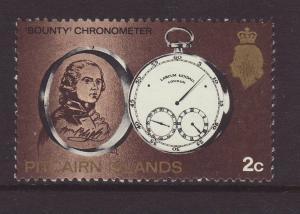 1969 Pitcairn Is 2c Bounty Chronometer Mint