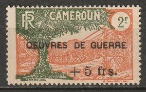 Cameroun 1940 Sc B9 Yt 235 MNH** toning