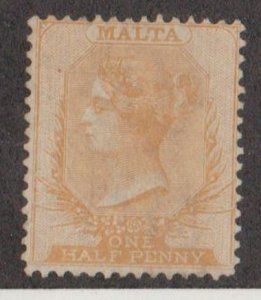 Malta Scott #3 Stamp - Mint Single