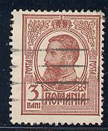 Romania Scott # 218, used