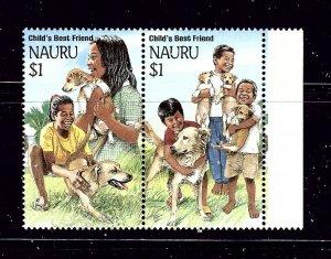 Nauru 409a MNH 1984 Dogs
