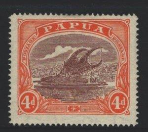 Papua New Guinea Sc#67 MH