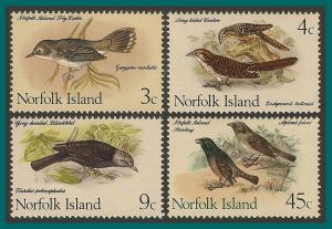 Norfolk Island 1970 Birds 1, MNH 126-140,SG103-SG117
