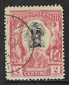Haiti 83 VFU Z6281-1