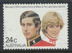Australia SG 821 - Used
