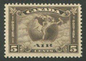 CANADA B.O.B. C2 MINT F/VF NH