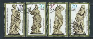 GERMANY - DDR SC# 2443-6 VF U 1984