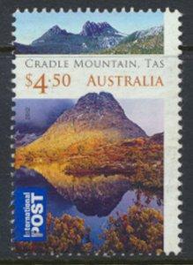 Australia SG 3850  Used ordinary gum SC# 3774 Cradle Mountain  see scan / det...